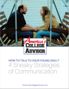 How to Talk to Your Young Adult: 4 Sneaky Strategies of Communication